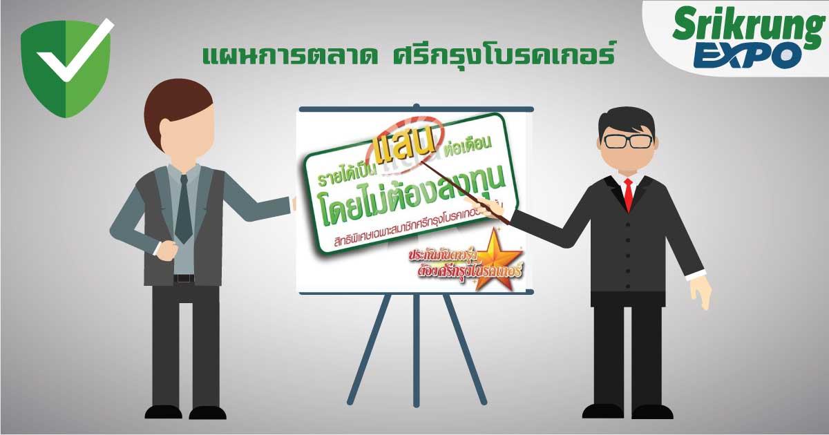 โอกาสทางธุรกิจ และโครงสร้างตำแหน่ง และแผนการตลาด